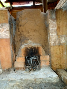 The Rocket Stove